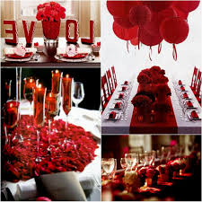 table setting ideas for valentines decorating of party