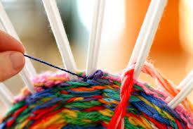 Diy Rug Hula Hoop Diy Make A Rug From Recycled Tees Or Yarn Leftovers