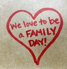 mini podcast we to be a family day support for