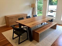 Reclaimed Timber Dining Table Recycled Timber Furniture Sydney Lumber Furniture