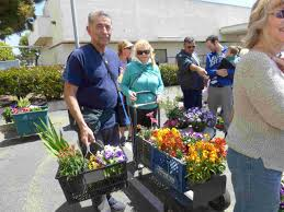 lompoc valley botanic and horticultural society activities