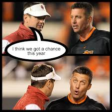 Oklahoma State Memes - ok state vs ou bedlam memes cowboys ride for free