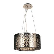 home decorators collection 6 light polished chrome chandelier with