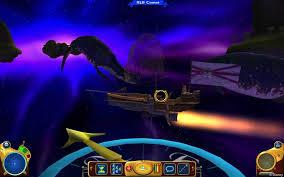 disney u0027s treasure planet battle procyon