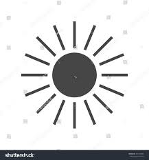 extraordinary 80 sunny weather symbol black and white inspiration