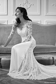 wedding dresses from maison signore excellence 2016 bridal