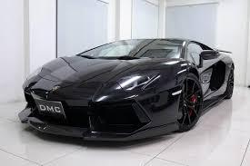 Lamborghini Aventador Features - dmc aventador molto veloce nero