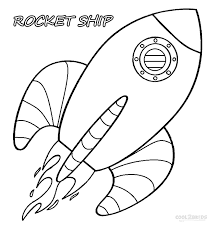 coloring pages exquisite rocket ship coloring pages print