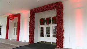 an inside look at the white house s 2016 decorations