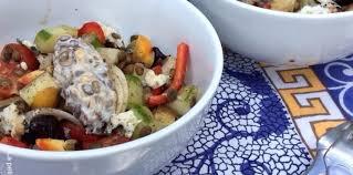 ent cuisine pas cher lorsque le roquefort et les lentilles du puy revisitent la salade