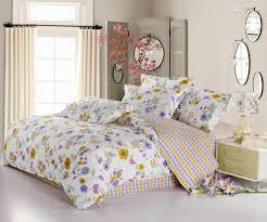 elegant design 100 cotton beddings full size soft bed linen sets