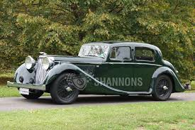 sold jaguar mk iv 3 5 saloon auctions lot 12 shannons