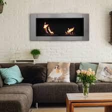 indoor wall mounted ls scalda ventless wall mounted bio ethanol fireplace 43 inch
