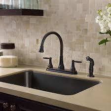 Bronze Faucets For Kitchen by Tuscan Bronze Glenfield 2 Handle Kitchen Faucet F 036 4gfy