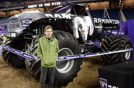 monster truck jam ford field mom among chaos monster jam in detroit discount u0026 giveaway