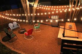 String Of Patio Lights String Lights For Backyard How To Decorate Your Patio With