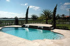 Beautiful Pool Backyards New Pool And Spa Construction Palm Beach And West Palm Beach Florida