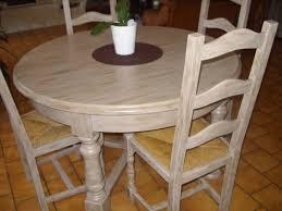 repeindre une table de cuisine en bois peindre une table de cuisine en bois idée de modèle de cuisine