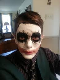 halloween costumes joker dark knight my son u0027s dark knight joker costume creation