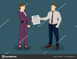 Download Resume For Job by Resume For Job Application Cartoon Vector Illustration U2014 Stock