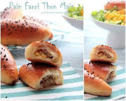bonoise cuisine petits pains delicieux au thon