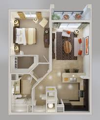 small 1 bedroom house plans small one bedroom apartment floor plans photos and