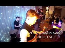 cruise wedding band ceilidh set live band cruise wedding band scotland