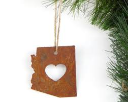 arizona ornaments etsy