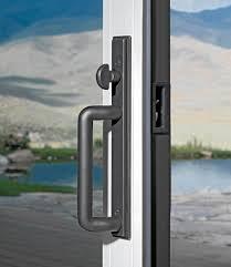 Outdoor Sliding Barn Door Hardware by Offset D Grip 6 13 16