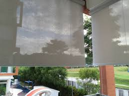 latest outdoor roller blinds budget curtain singapore