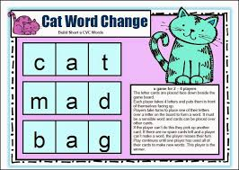 fun games 4 learning word ladders great literacy game