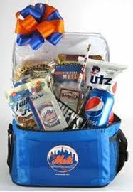 new york gift baskets york mets snack cooler gift