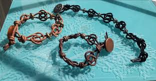 leather cord bracelet knot images Celtic knot bracelet tutorial the tamara blog jpg