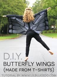 Blue Butterfly Halloween Costume Butterfly Wings Kids Costume 2 Large