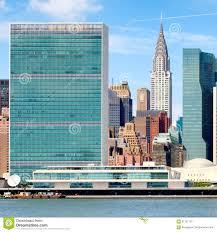 si e des nations unies les siège des nations unies construisant dans midtown manhattan