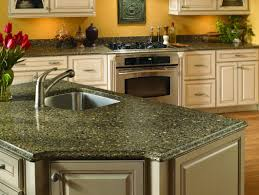 granite countertop chrome kitchen cabinet knobs metallic