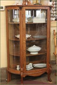 wood and glass cabinet nice rustic brown wooden glass door display cabinets with drawers of