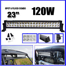 24 inch led light bar offroad 22 24 inch led light bar 120w combo work light for car truck trailer