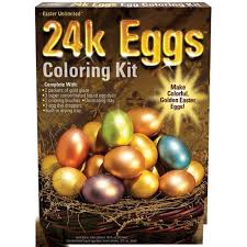 easter egg coloring kits easter unlimited 24k eggs coloring kit from safeway instacart