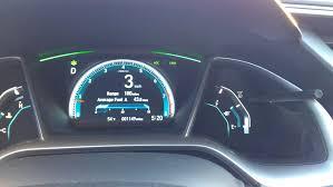 honda civic type r fuel consumption fuel economy mpg 2016 honda civic forum 10th type r
