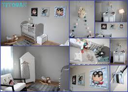 deco chambres enfants déco chambre bébé bleu