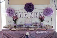 Bridal Shower Dessert Table Fun And Feminine Bridal Shower Ideas