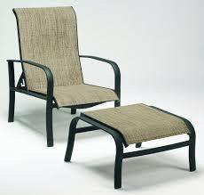Patio Chair With Hidden Ottoman Cool Patio Chair With Ottoman With Patio Chairs With Ottomans