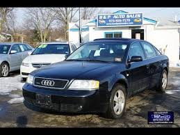 2001 audi a6 review 2001 audi a6 2 7t quattro 6 speed manual