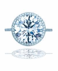 10 karat diamond ring 10 carat diamond halo engagement ring winston crown jewelers