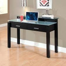 wood desk with glass top glass top computer desk glass top computer desk nz redoregold com