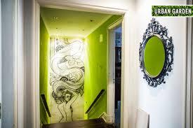 Urban Garden Room - urban garden hostel in lisbon top hostel in portugal hostel in