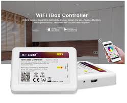 led strip lights wifi controller mi light 2 4g milight wifi controller led strip light controller of