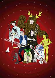 wars christmas camillabarnard designersblock wars christmas card