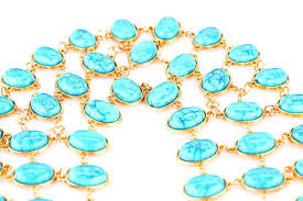 real turquoise stone necklace images Turquoise your complete guide to the magical blue stone jpg